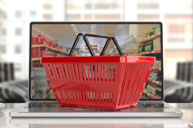Jakie produkty spożywcze Polacy kupują online?